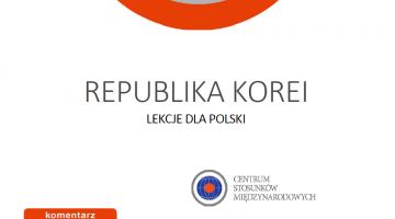 Republika Korei. Lekcje dla Polski